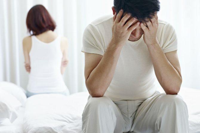 โรคเสื่อมสมรรถภาพทางเพศ Erectile Dysfunction (ED)